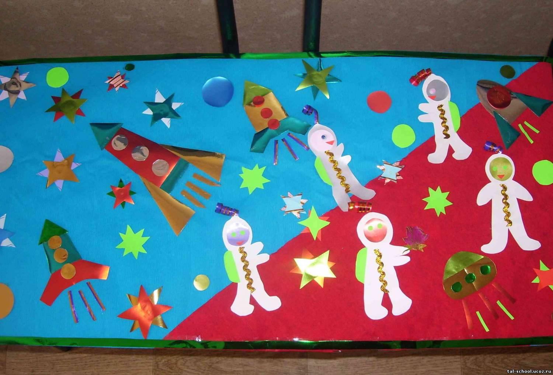 Поделки своими руками ко дню космонавтики в детском саду фото